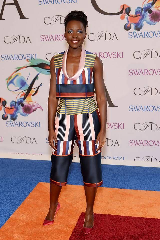 Photos: CFDA Fashion Awards Best-Dressed: Lupita Nyong'o Bring Their A-Game | Vanity Fair