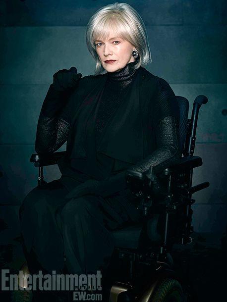'Fringe': 7 New Character Portraits!   Photo 6/7 - #BlairBrown as #NinaSharp @EW