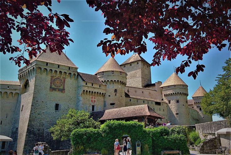 Chillon castle - Switzerland.