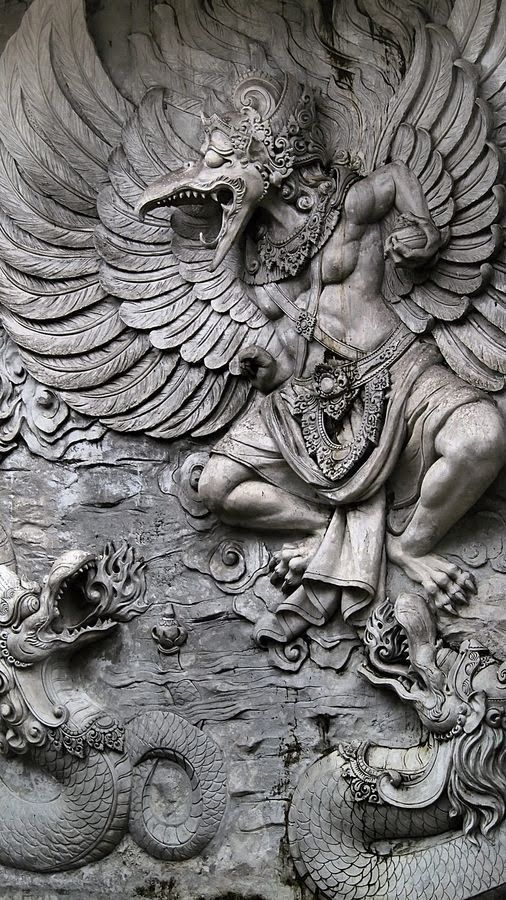 Paramchaintanya Men — Garuda