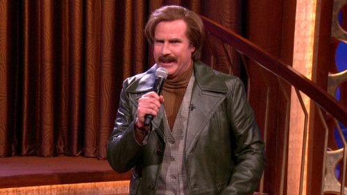 """Ron Burgundy Sings Mayor Rob Ford's Campaign Song Ron helps out his dear friend Rob Ford by crooning the Toronto mayor's theme, """"Working For The Weekend."""""""