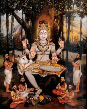 Sri Dakshinamurthy.