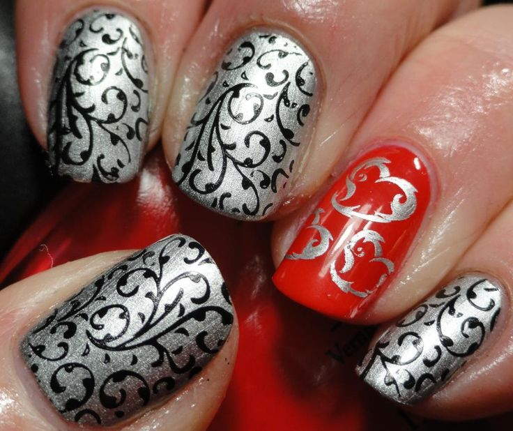 Valentine's Day  #nail #nails #nailart
