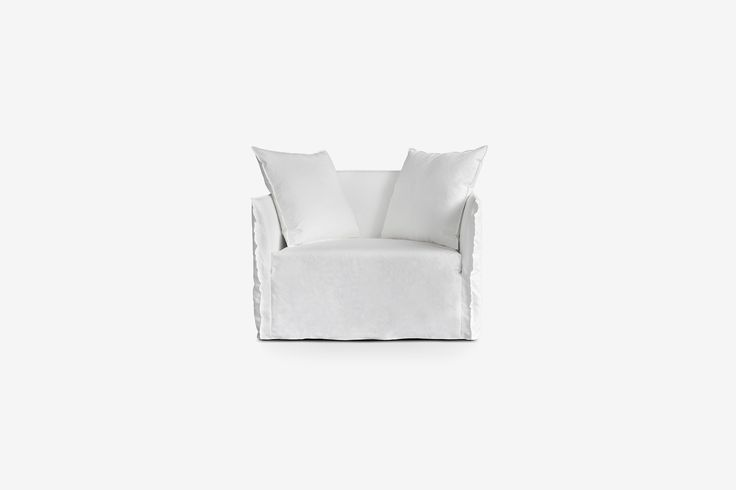 Joe love seat white