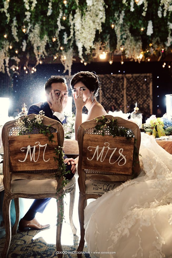 Randy & Chintania || AXIOO – Wedding Photography & Videography Jakarta Bali || Selected by Finepointwedding.com