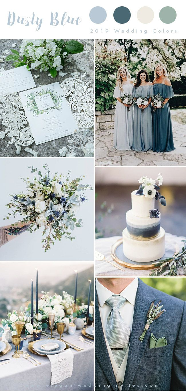 Colors 2019 Wedding Ideas 2019