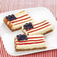 American Cheesecake Squares