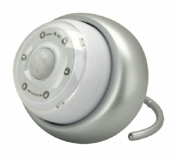 P3 Light Owl Motion Sensor Night Light for Under The Bed or Anywhere It's Needed #P3International