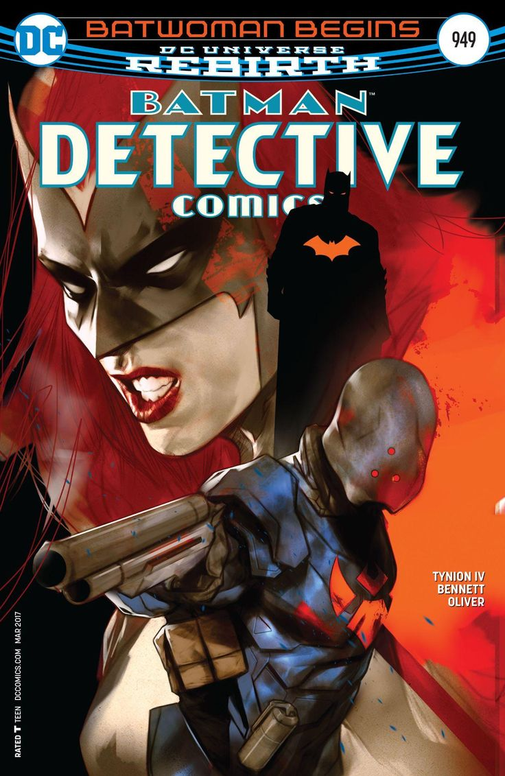 Batwoman confronts the radical Batman-inspired military cell her father built in DETECTIVE COMICS #949! And you thought your family had issues.