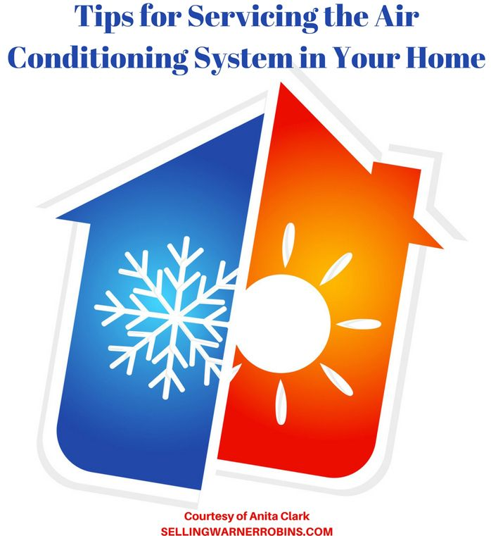 Seller Tips Servicing The Air Conditioning System Air