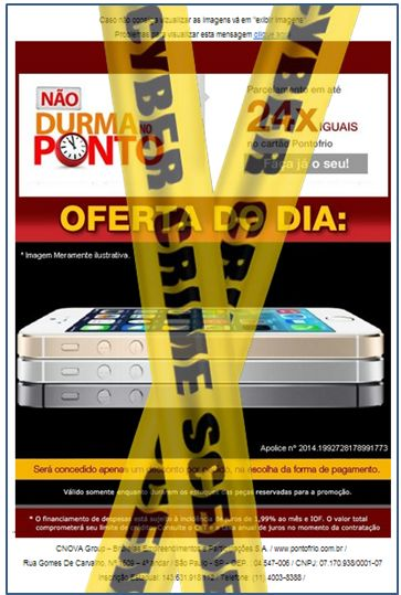 Muralha Informática: Promoção imperdível Iphone 5s - Ponto Frio - E-ma...
