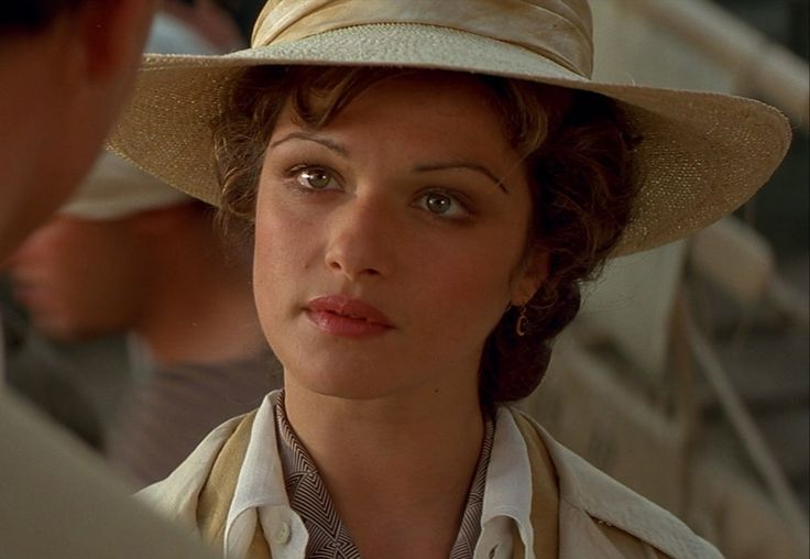 Evie, from The Mummy