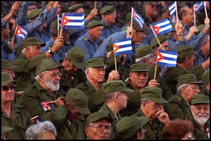 Plaza de la revolucion, Havana, 2006