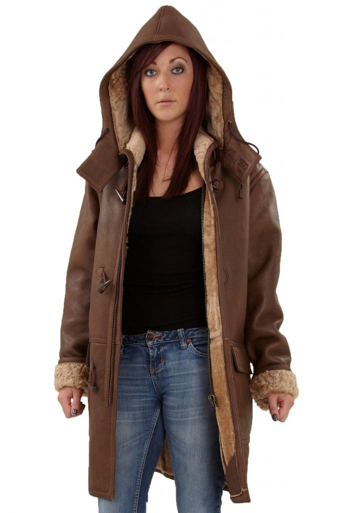 1000  images about Womens Sheepskin & Shearling Jackets & Coats on