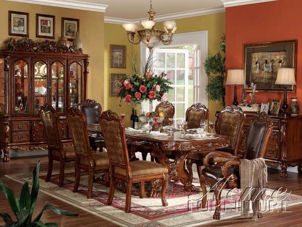 8 Best Full Home Furniture Set Images On Pinterest  Acme Awesome Acme Dining Room Set Inspiration Design