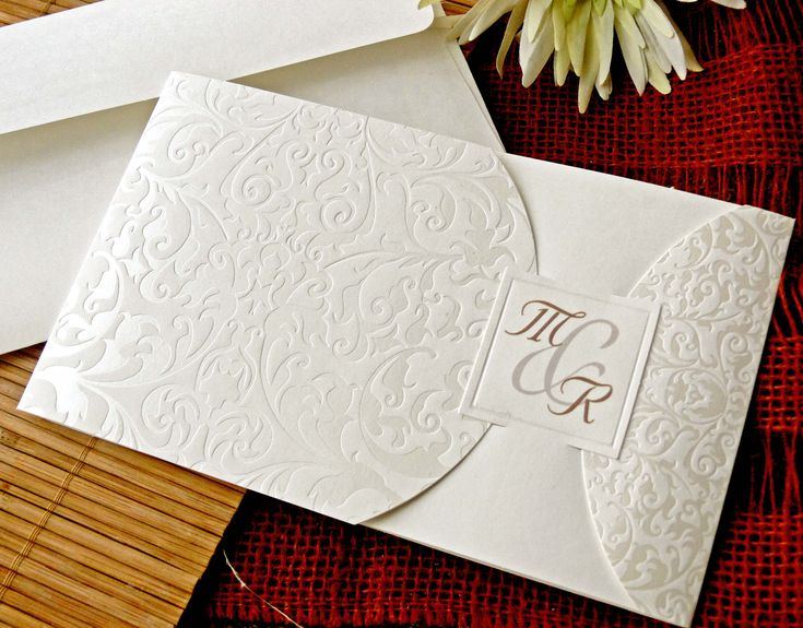 17 best images about invitaciones on pinterest belle - Tarjeta de boda ...