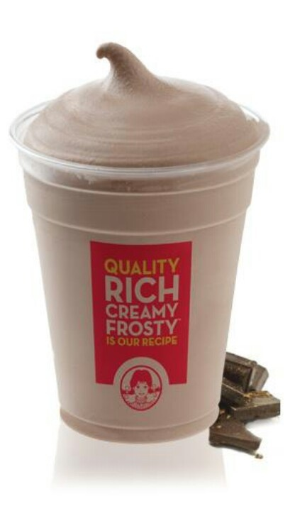 Throw all this in a blender for a DIY Wendy's frosty!  1 cup milk, 2Tbsp chocolate pudding mix, 1tsp vanilla extract, 1 tsp unsweetened cocoa, 1/2 Tbsp Splenda (2-3 packets)/or maybe I'll try it with regular sugar, and 7 ice cubes.