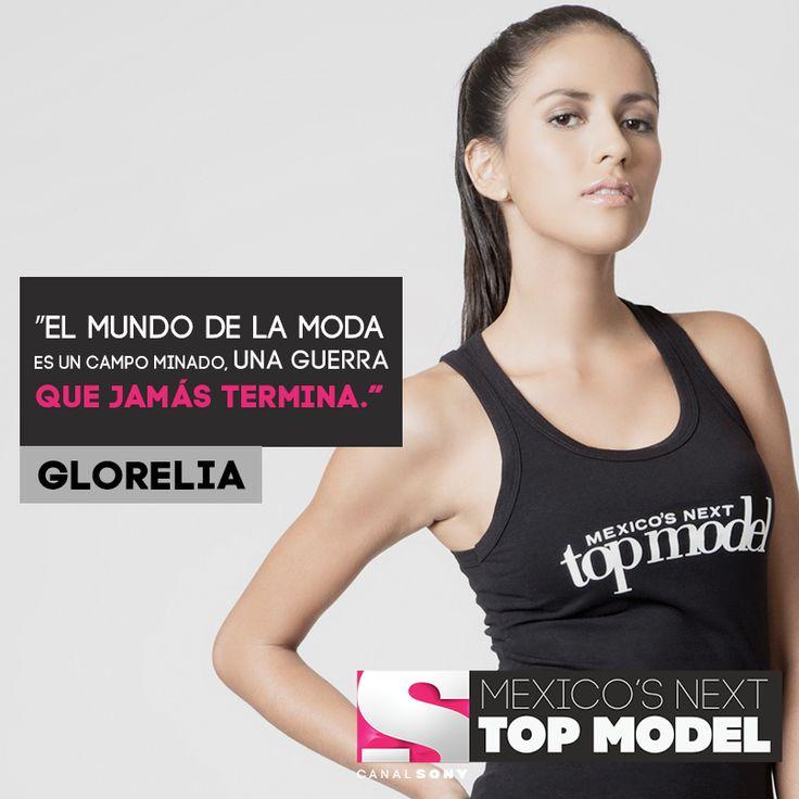 Mexico's Next Top Model 5 - Glorelia