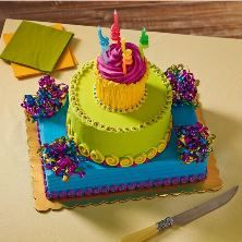 Birthday Celebration Signature PUBLIX for August Birthdays! #Contest