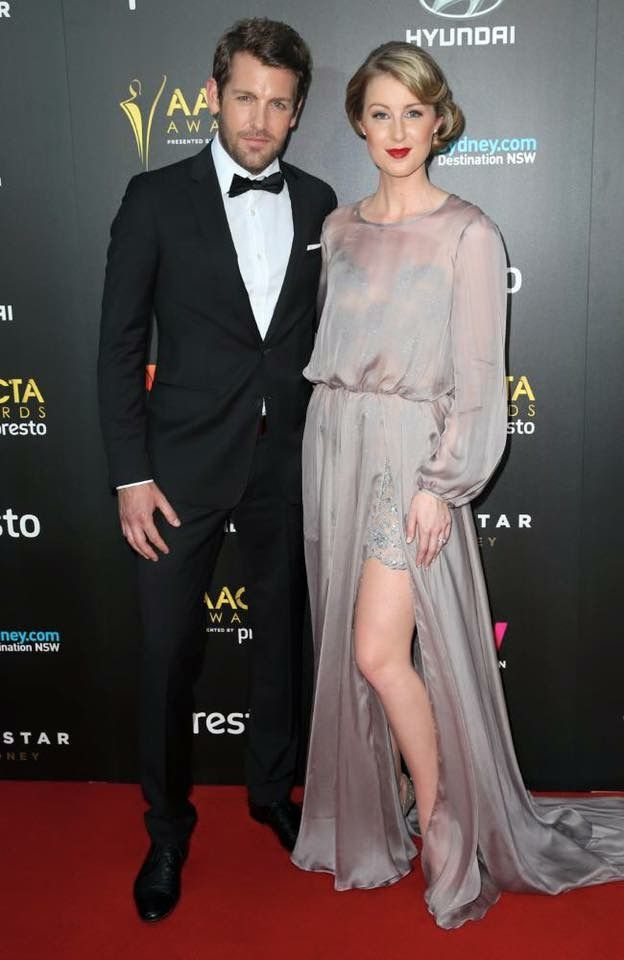 Tim & Kristina Ross 5th Annual #AACTAs 2015