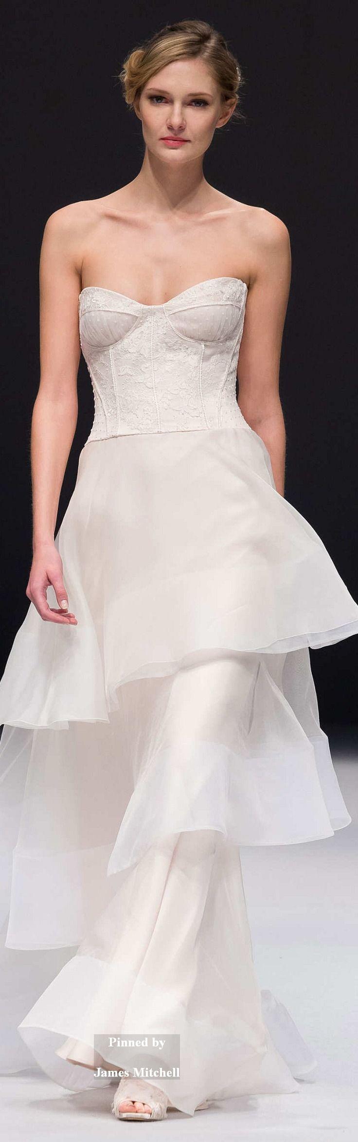 9 besten Wedding Dress Bilder auf Pinterest   Hochzeiten ...