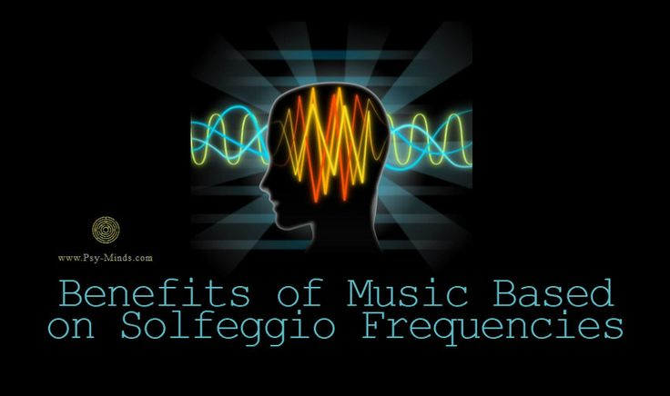 Benefits of Music based on Solfeggio Frequencies - via @psyminds17