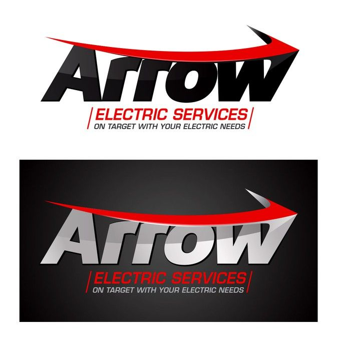 Create A Dimensional Logo For Arrow Electric by cos66