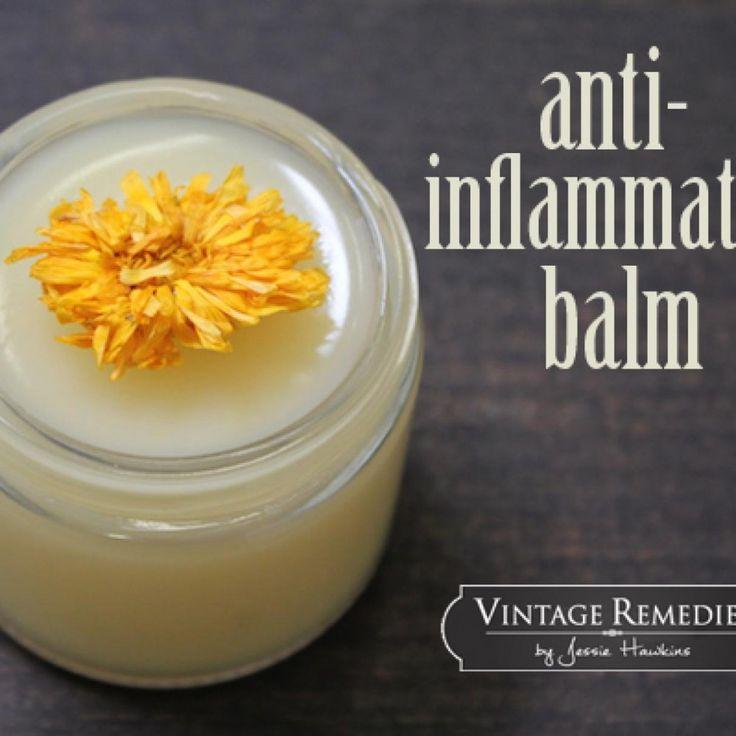 Anti-inflammatory Balm