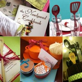 101 best images about wedding shower ideas on pinterest for Bridal kitchen shower ideas