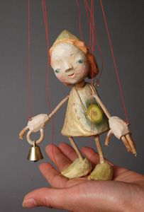 Puppet by Sota Sakuma