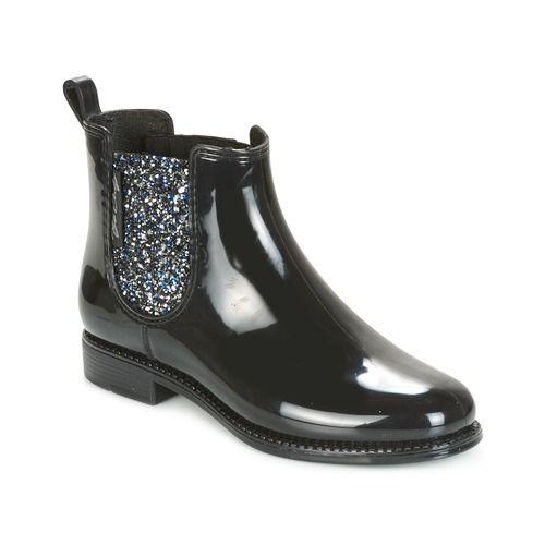 Chaussures Femme Bottes de pluie Be Only NASHVILLE Noir