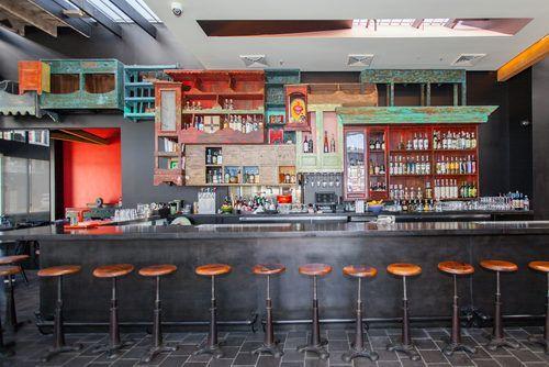 La urbana mexican splendor on divis for Restaurant la cuisine dax