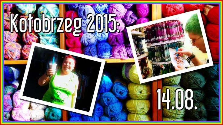 #Kołobrzeg - Day 7 - Cross-Stitched #Cats, #Yarn Shop & #BubbleTea https://www.youtube.com/watch?v=hav6Zg5VIbo We show off Bubu's awesome #crafts, then we go to a #yarnshop, and then I get bubble tea. :D #crossstitch #LGBT #vlog And here you can get merchandise with the I Prioritize Women design I'm wearing: https://blibli.cupsell.com/k/i-prioritize-women