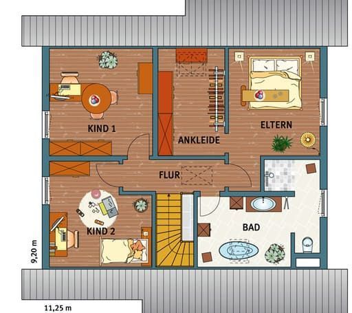 VIO 400 (Musterhaus Köln) floor_plans 0 –  – #außenküche #enkuche #floor #musterhaus #plans Check more at