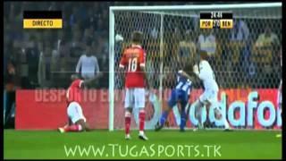 Porto 5-0 Benfica -Com Relato- www.tugasports.tk, via YouTube.