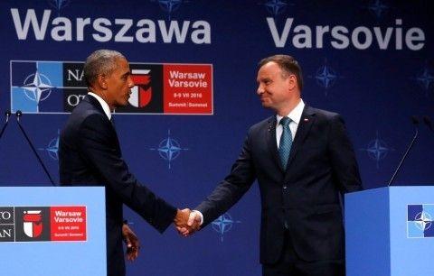 Obama slammed Polish democracy on Friday. Here's how Polish TV proved him right. - The Washington Post