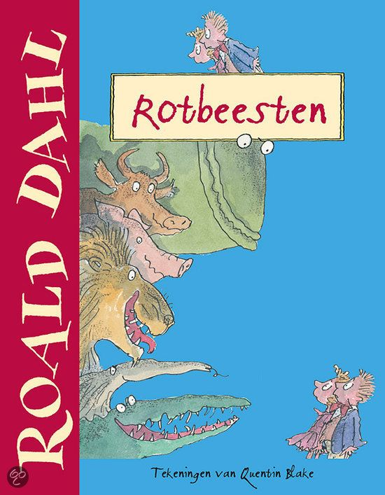 Roald Dahl - Rotbeesten