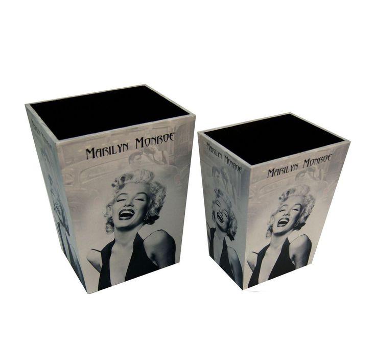 Marilyn Monroe trash can  garbagecan  trashcan  trashbin  ashbin  ashcan   wastebin. 17 Best ideas about Marilyn Monroe Bathroom on Pinterest   Marilyn