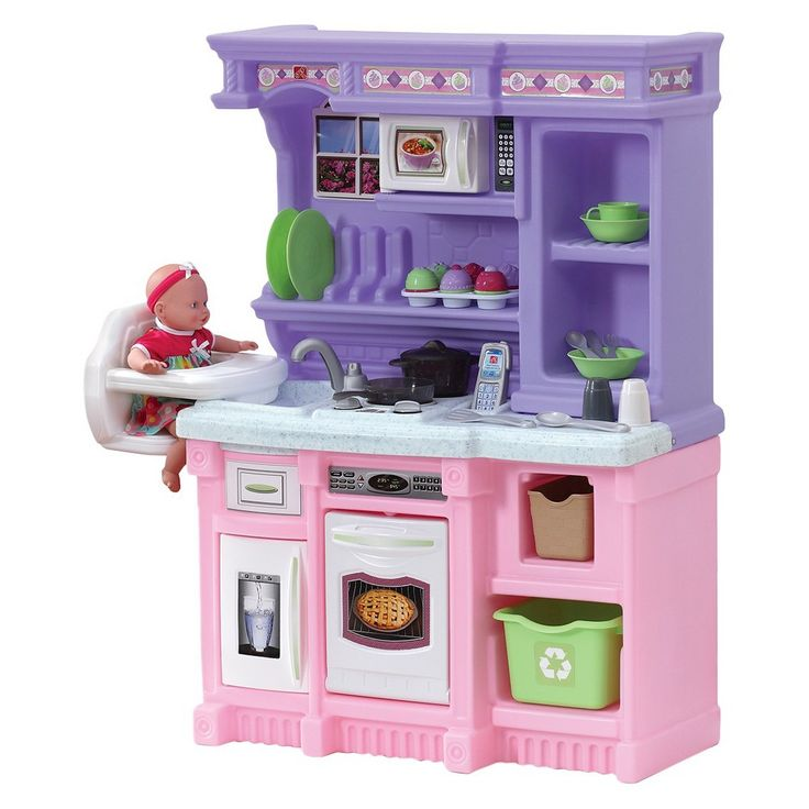 Step 2 Little Baker's Kitchen