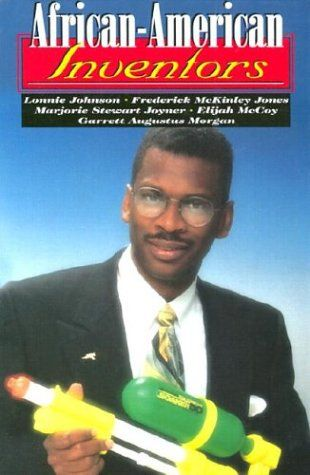 This book introduces five African-American inventors including Lonnie Johnson, Frederick McKinley Jones, Marjorie Stewart Joyner, Elijah McCoy, and Garrett Augustus Morgan. It shows the inventions they made and their impact upon our daily lives, such as super soaker water gun, permanent wave and traffic signal. (Lexile 860L, Age 8-10, Grades 6-8)