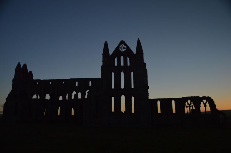 All sizes | The Abbey Silhouetting | Flickr - Photo Sharing!