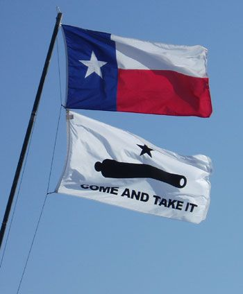 March 2nd 1836 - Texas Independence Day.  Great blog on Texans state of mind!