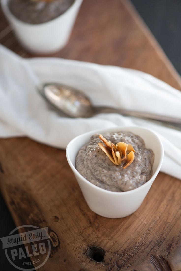 Click here for a simple 3-ingredient banana pudding that's dairy-free and contains no added sugar! Say goodbye to store-bought chia pudding!