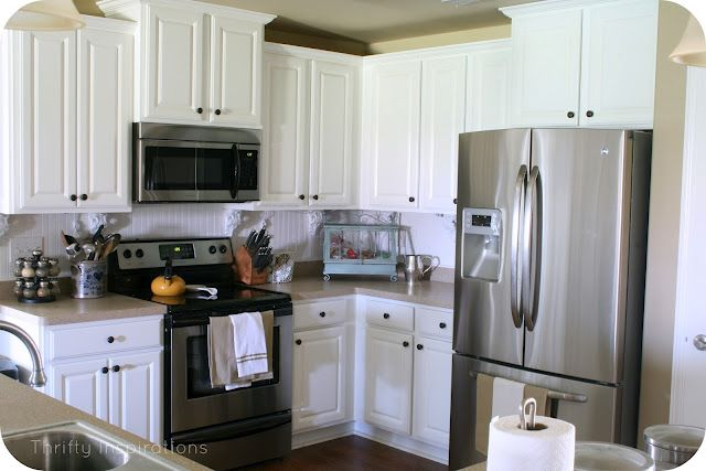 Rustoleum Cabinet Transformations Pure White No Glaze For Kitchen Cabinets