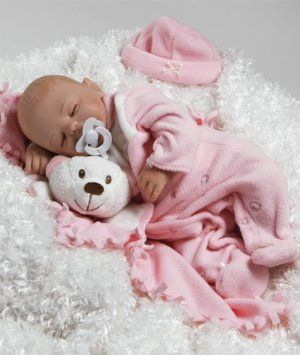 Lifelike and Realistic Baby Doll, Baby Carly, 16 inch GentleTouch Vinyl (Artist: Angela Anderson):   http://lifelikerealisticbabydolls.blogspot.com/ #Life_Like_Baby_Dolls #Baby_Dolls_that_Look_Real #Realistic_Baby_Dolls