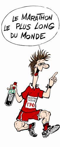 CHECK! - Le Marathon du Médoc, France