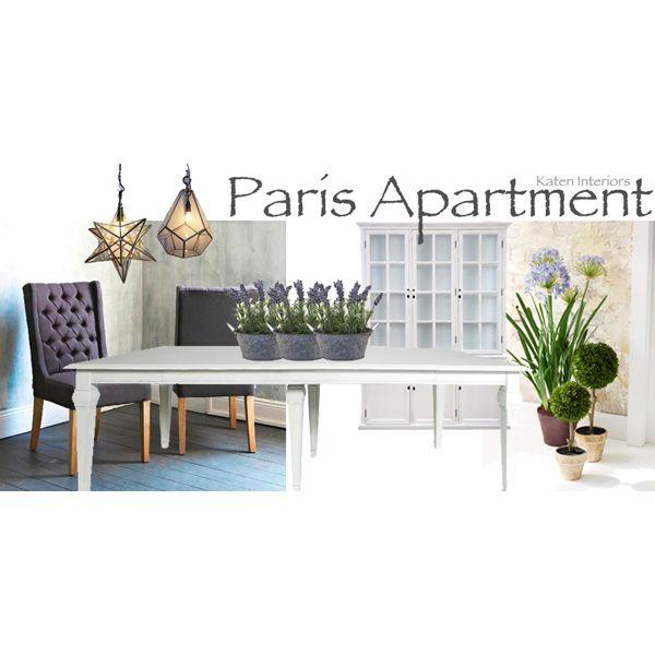 Moodboard Paris Apartment