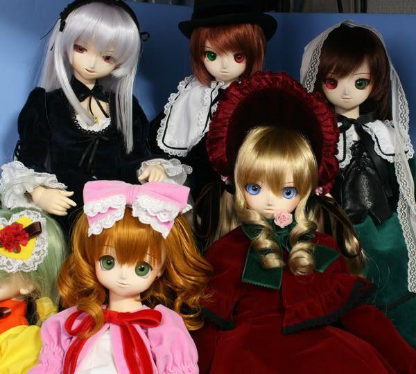 real dolls фото