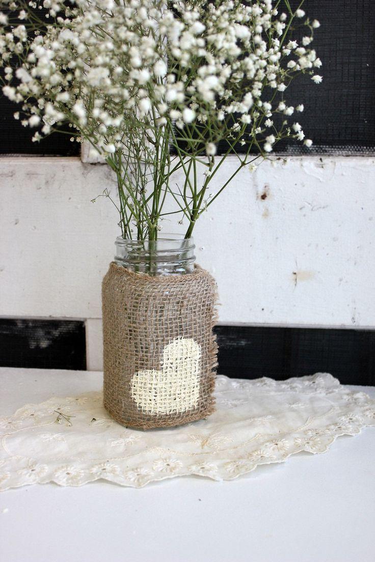 381 best images about Mason Jar Wedding on Pinterest ...  381 best images...