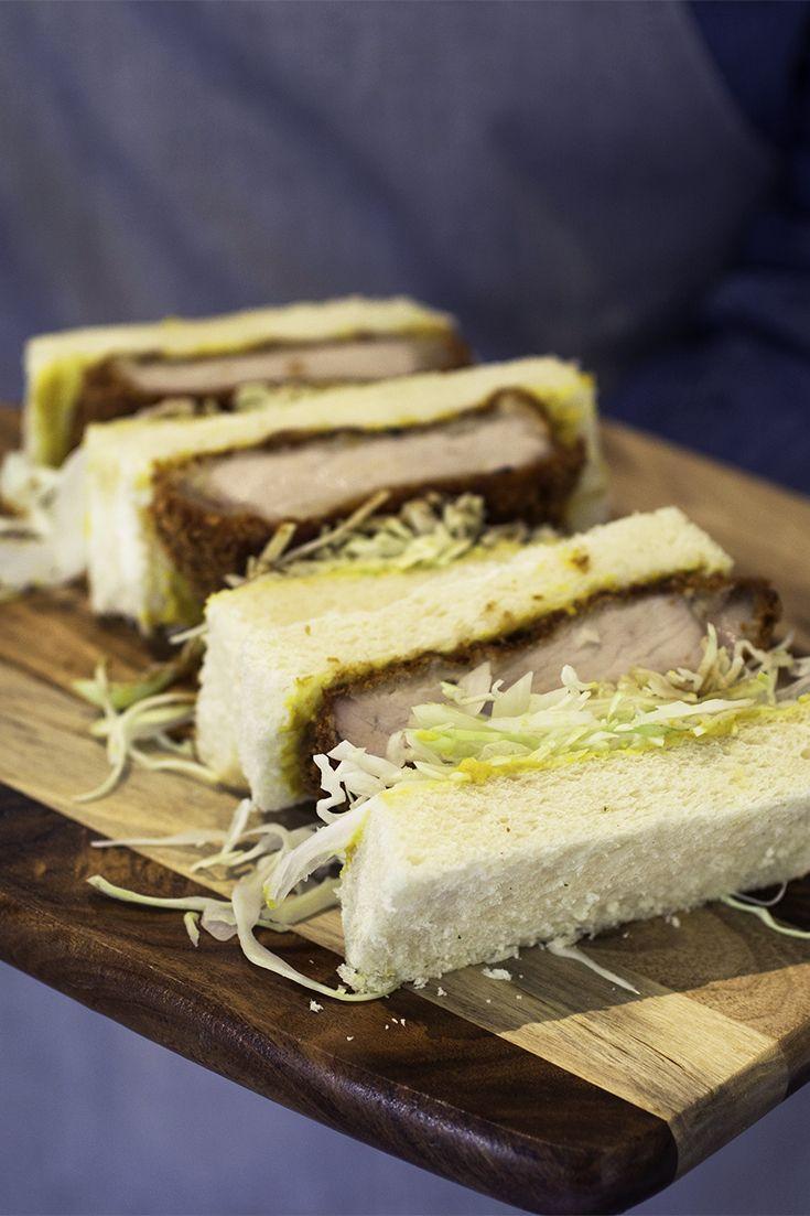 Did someone say katsu sandwich?